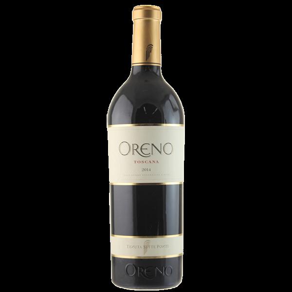 Купить вино Орено (Oreno) красное сухое, цена импортера, доставка 2014