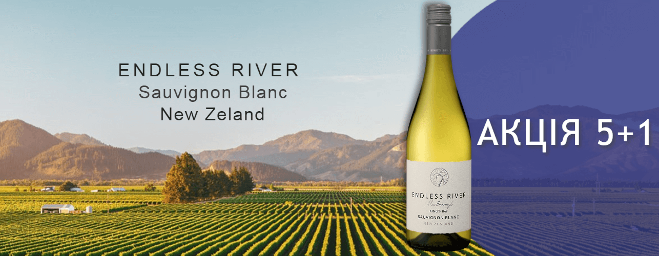 endless river new zeland banner